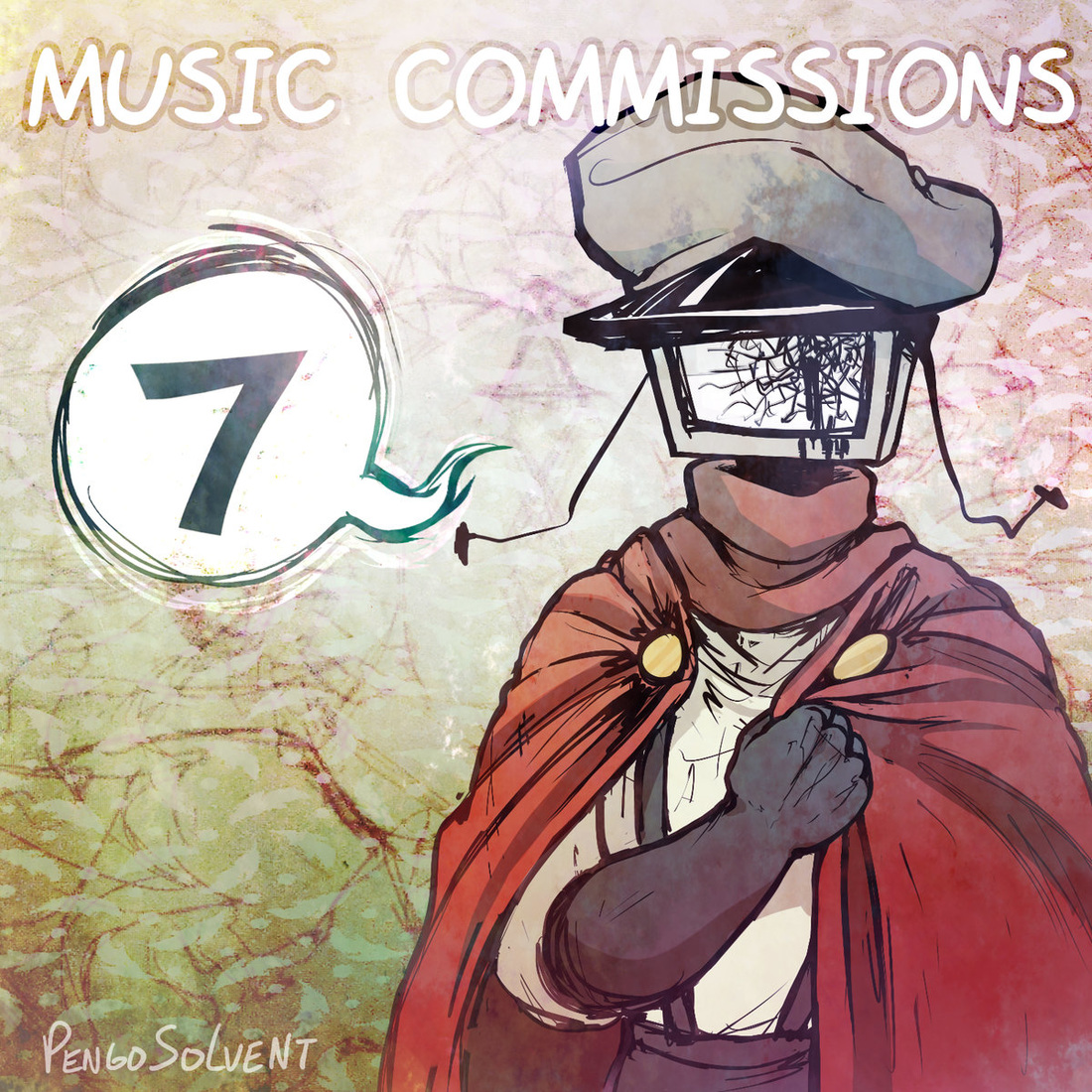 Music Commissions Album 7