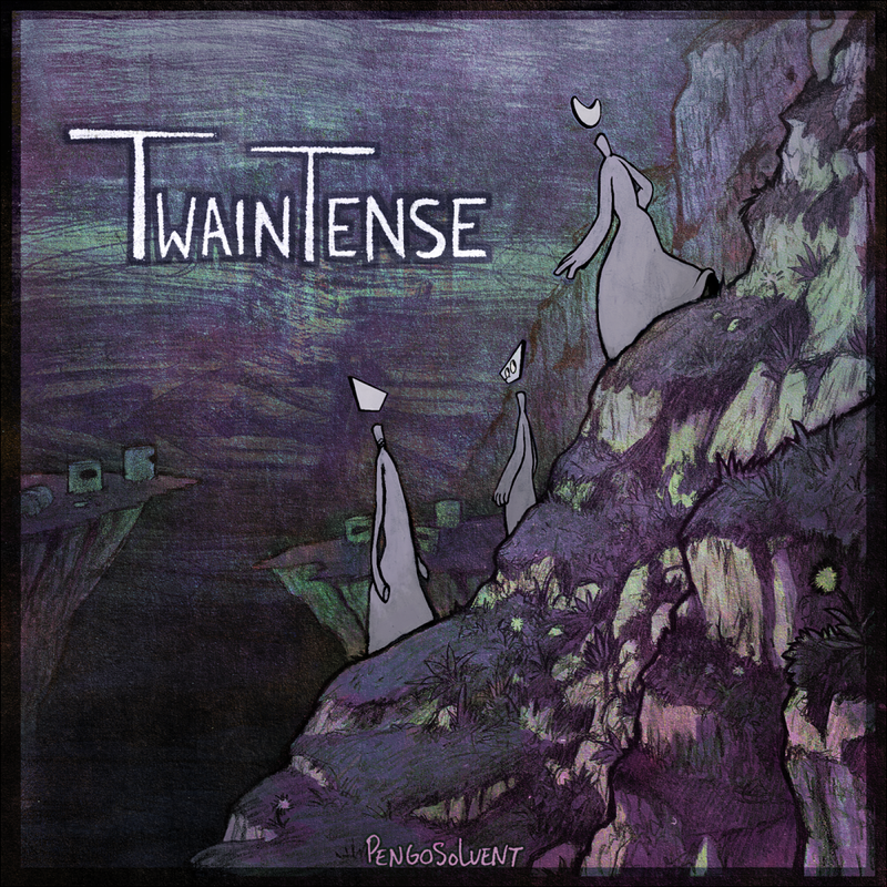 TwainTense Album Artwork