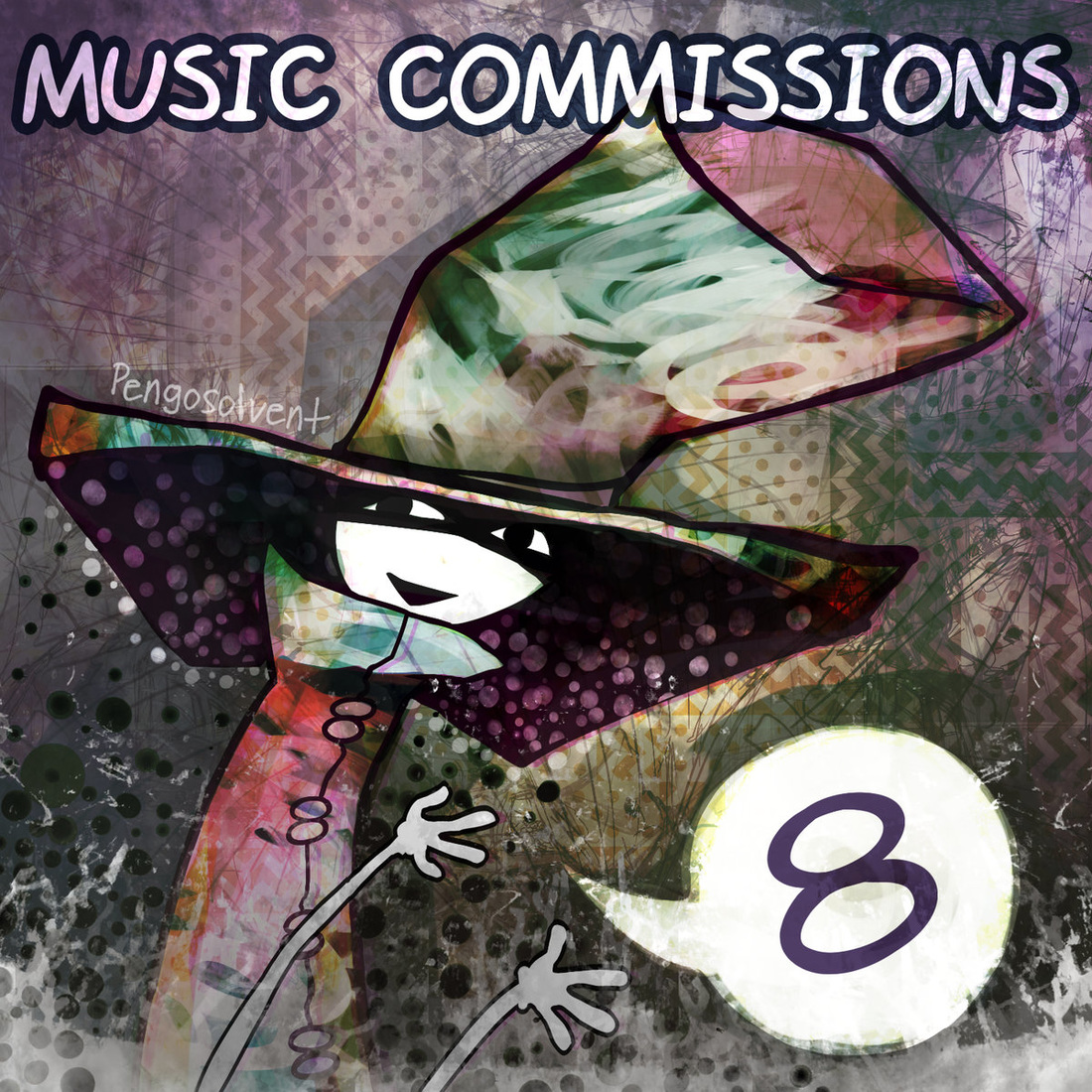 Music Commissions Album 8