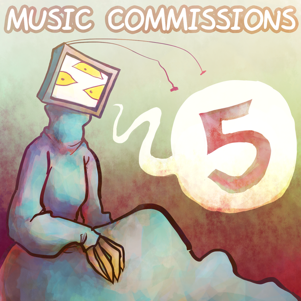 Music Commissions: Album 5